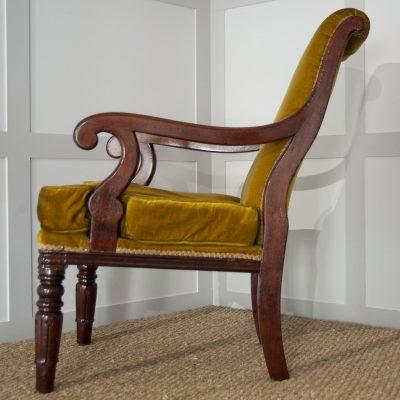 Victorian Somerset Chair