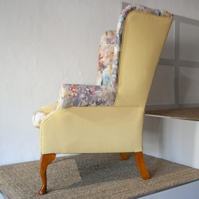Sunshine Wing Back Chair