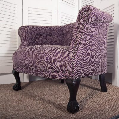 Violet & Charlotte 1920s Tub Chairs
