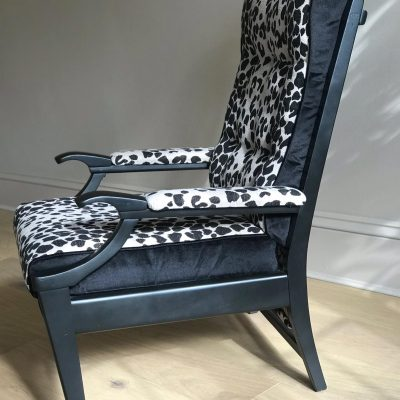 Out Of Africa Cintique Chairs
