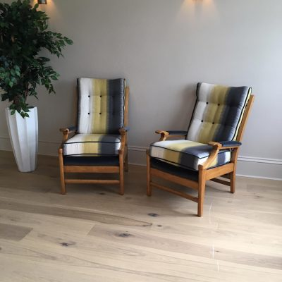 Penny & Paul Cintique Chairs
