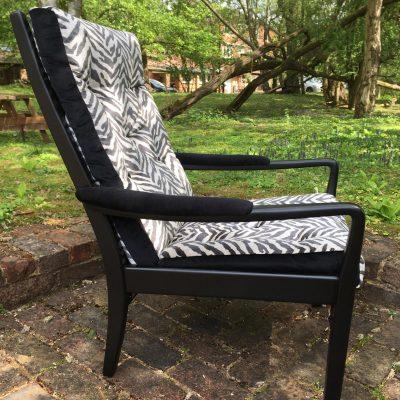 Zebra Fun Cintique Chair