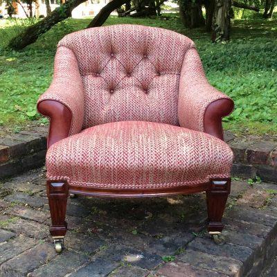 Oscar Victorian Tub Chair