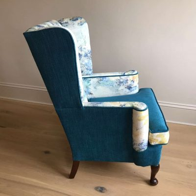 Eleanor Wingback Chair